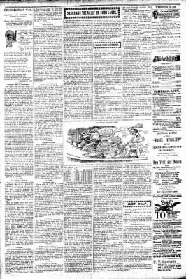 Logansport Pharos-Tribune from Logansport, Indiana on October 11, 1896 · Page 12