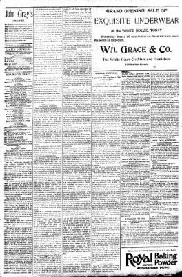 Logansport Pharos-Tribune from Logansport, Indiana on October 17, 1896 · Page 4
