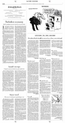 Pittsburgh Post-Gazette from Pittsburgh, Pennsylvania on September 13, 2004 · Page 16