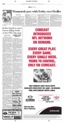 Pittsburgh Post-Gazette from Pittsburgh, Pennsylvania on September 13, 2004 · Page 56