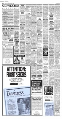 Pittsburgh Post-Gazette from Pittsburgh, Pennsylvania on September 24, 2004 · Page 58