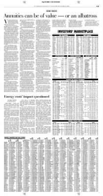 Pittsburgh Post-Gazette from Pittsburgh, Pennsylvania on September 26, 2004 · Page 67