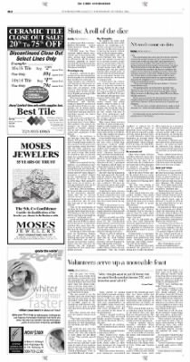 Pittsburgh Post-Gazette from Pittsburgh, Pennsylvania on October 6, 2004 · Page 74