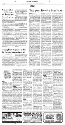 Pittsburgh Post-Gazette from Pittsburgh, Pennsylvania on October 18, 2004 · Page 10