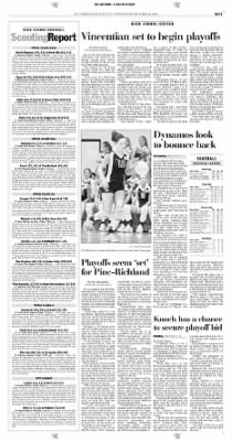 Pittsburgh Post-Gazette from Pittsburgh, Pennsylvania on October 20, 2004 · Page 113