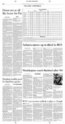 Pittsburgh Post-Gazette from Pittsburgh, Pennsylvania on November 2, 2004 · Page 38