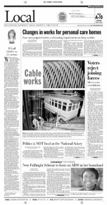 Pittsburgh Post-Gazette from Pittsburgh, Pennsylvania on November 8, 2004 · Page 10