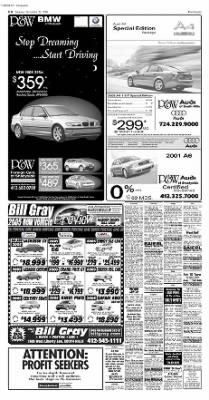 Pittsburgh Post-Gazette from Pittsburgh, Pennsylvania on November 20, 2004 · Page 36