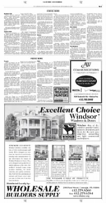 Pittsburgh Post-Gazette from Pittsburgh, Pennsylvania on November 24, 2004 · Page 123