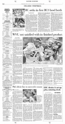 Pittsburgh Post-Gazette from Pittsburgh, Pennsylvania on November 27, 2004 · Page 16