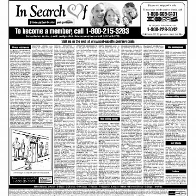Pittsburgh Post-Gazette from Pittsburgh, Pennsylvania on December 3, 2004 · Page 85