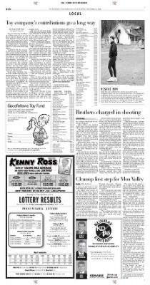 Pittsburgh Post-Gazette from Pittsburgh, Pennsylvania on December 4, 2004 · Page 22