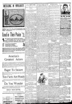 Logansport Pharos-Tribune from Logansport, Indiana on May 8, 1894 · Page 2