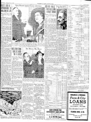 The Courier News from Blytheville, Arkansas on February 3, 1940 · Page 3
